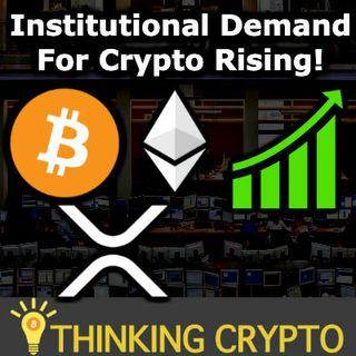 Institutional Crypto Demand Up Says Stock Exchange Exec - SEC Crypto Partner - Synthetix Trading Ethereum - YouTube Crypto Ban