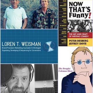 The Douglas Coleman Show w_ Peter Desberg and Loren Weisman