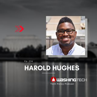 'Privacy Best Practices for Startups' with Harold Hughes Ep. 234