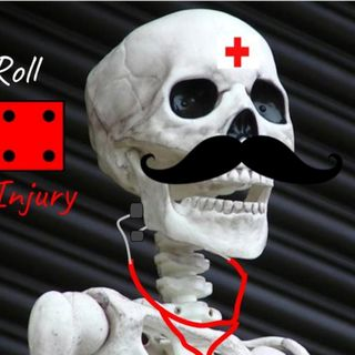 Roll4Injury  Lets Play Episode Podcast Talisman