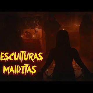 Esculturas Malditas (La Casa De La Abuela) Historias De Terror - REDE