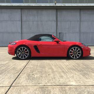 Den om Porsche på godt og ondt - med Frederik Frey fra Bilmagasinet og Porsche 718 Boxster