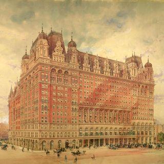 Luigi Pirandello: Nell'albergo è morto un tale