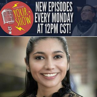 Your Show Episode 32 - The Journey in Education For Dr Jodie