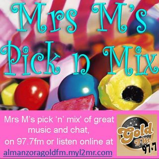 English Radio In Spain Mrs M's Pick and Mix