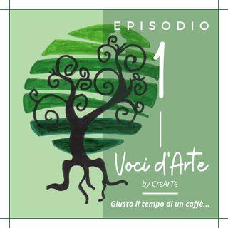 Voci d'Arte - E1 - CreArTe - Intervista a P. Brignolo