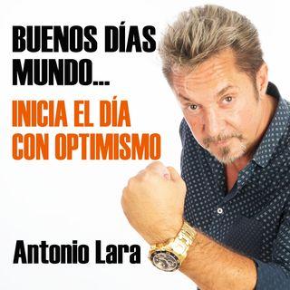 Antonio Lara - Buenos días Mundo