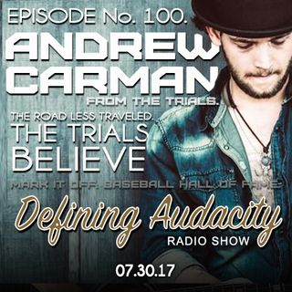 Episode 100: Andrew Carman from The Trials