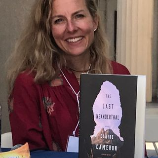A Clearstory Conversation with Best-selling author  Claire Cameron