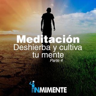 Meditación Deshierba y Cultiva tu Mente Parte 4