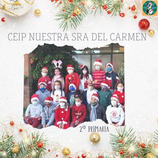 "CEIP Ntra Sra del Carmen (Marbella). ""Père Noel frappe a la porte"""