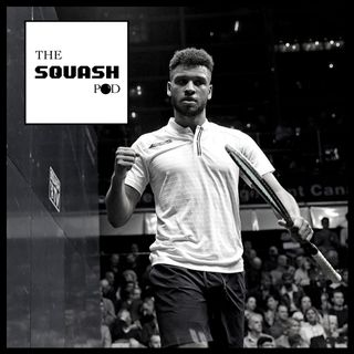 Richie Fallows Joins the guys on The Squash Pod