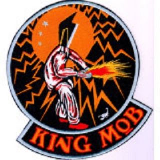 King Mob Who The New Beezer 25th August 2018