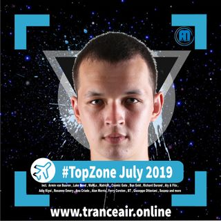 Alex NEGNIY - Trance Air - #TOPZone of JULY 2019