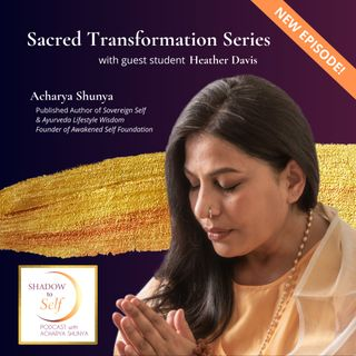 Sacred Transformation Story: Discover Your Inner Sanctuary