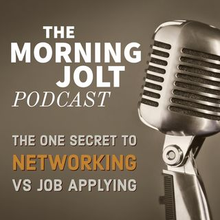 The One Secret to Networking vs Job Applying - Job Hunter Series Part 2 of 4