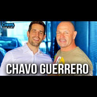 Chavo Guerrero on Chris Benoit's final text to him, Eddie's legacy, original plans for Kerwin White