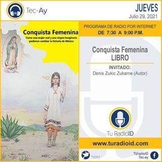 Conquista Femenina LIBRO