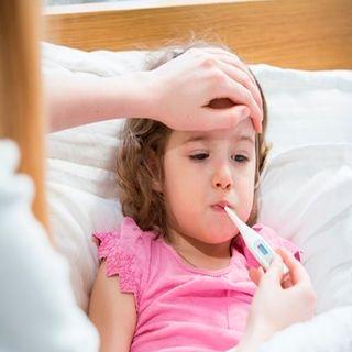 Que hacer si sus pequeños tienen fiebre