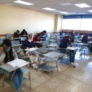 Realizan segundo examen para el IPN