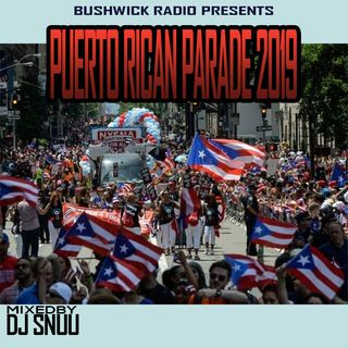 Bushwick Radio presents Puerto Rican Parade Mix by Dj Snuu