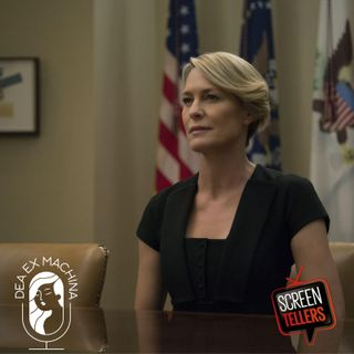 Dea ex Machina - Claire Underwood