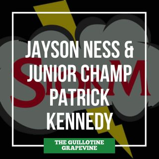 Wrapping up #Fargo2019 freestyle with Jayson Ness and Junior National Champion Patrick Kennedy - GG59