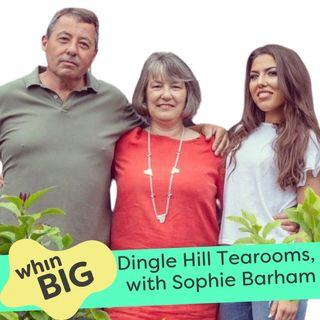 35 - Tearooms, influencers and seizing opportunities, with Sophie Barham