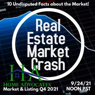 The Real Estate Market Crash | 10 Facts You Should Know | Eviction Moratorium | Foreclosure