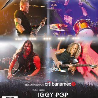 Episodio 3 Metallica en México YEAAAAAAAH!!!!!!!!