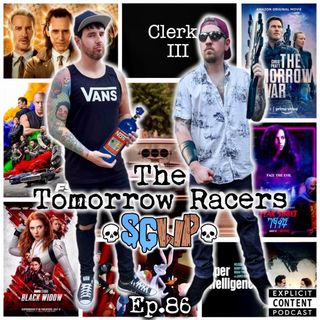 Ep 86 - The Tomorrow Racers
