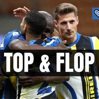 Inter-Roma, i Top&Flop: Lukaku brilla, Lautaro svogliato e nervoso