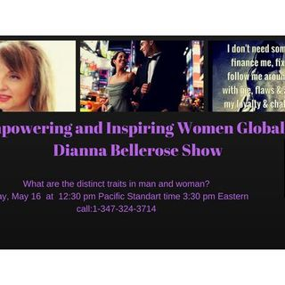 Empowering and Inspiring Women Globally- What a woman and man want??