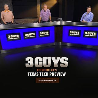 Texas Tech Preview with Tony Caridi, Brad Howe and Hoppy Kercheval
