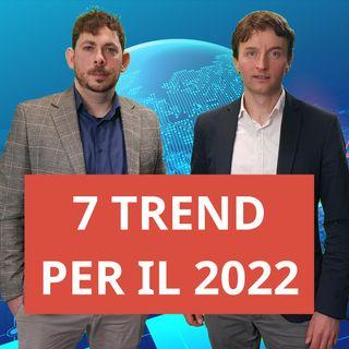 #74 - 7 nuovi trend (+1) dell'Intelligenza Artificiale per il 2022