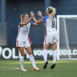 Tournament of Nations:  Soccer 2 the MAX:  USWNT Epic Comeback Against Brazil, MLS Week 21 Recap, Let's Talk VAR
