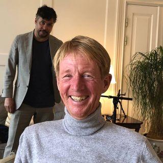 Björn Natthiko Lindeblad –om tillit, tvivel och tristess