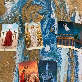 Capricorn Living Without Satan - Nita Scott Infinite Truthseekers Tarot