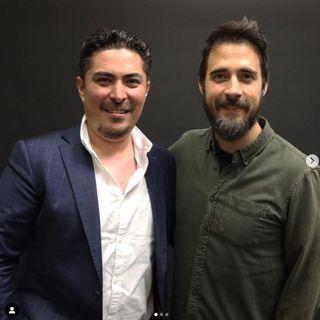 ep. 12 Sin bajarse del tren | Conversaciones con Gerardo Oñate y José Luis Fajardo