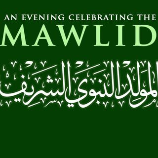 An Evening Celebrating the Mawlid