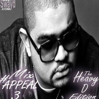 ALL #HeavyD mix by @DJSwaydUSA