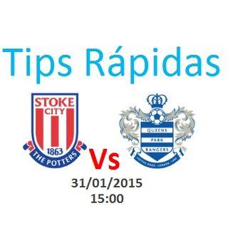 Inglaterra - Stoke vs QPR