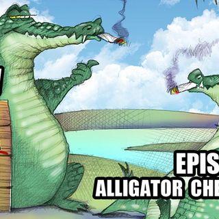 44: Alligator Cheesecake