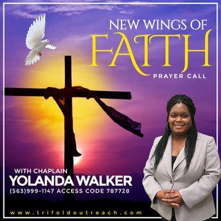 New Wings of Faith Prayer Call