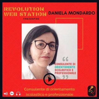 INTERVISTA DANIELA MONDARDO - CONSULENTE DI ORIENTAMENTO SCOLASTICO E PROFESSIONALE