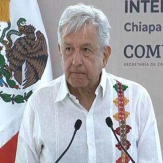 López Obrador criticó intromisión de agencias de EUA en asuntos de México