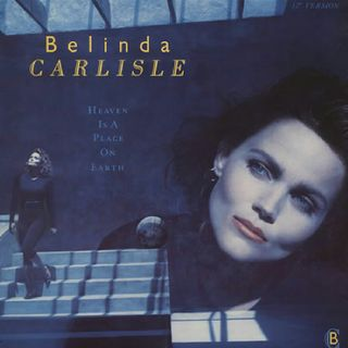 Belinda Carlisle HEAVEN IS A PLACE ON EARTH - HEAVENLY VERSION -