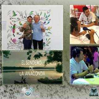 NUESTRO OXÍGENO El sendero de la serpiente-Wade Davis - Aves de Colombia - Juan Pablo Culasso-Steven Hity