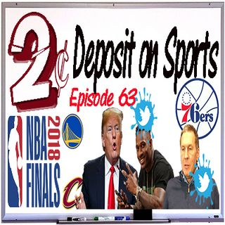 Two-Cent Deposit on Sports:  Episode 63