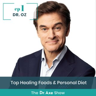Dr. Oz: Top Healing Foods & Personal Diet
